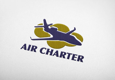 Logo Design Private Airline