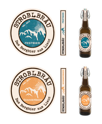Packaging Design Microbrewery